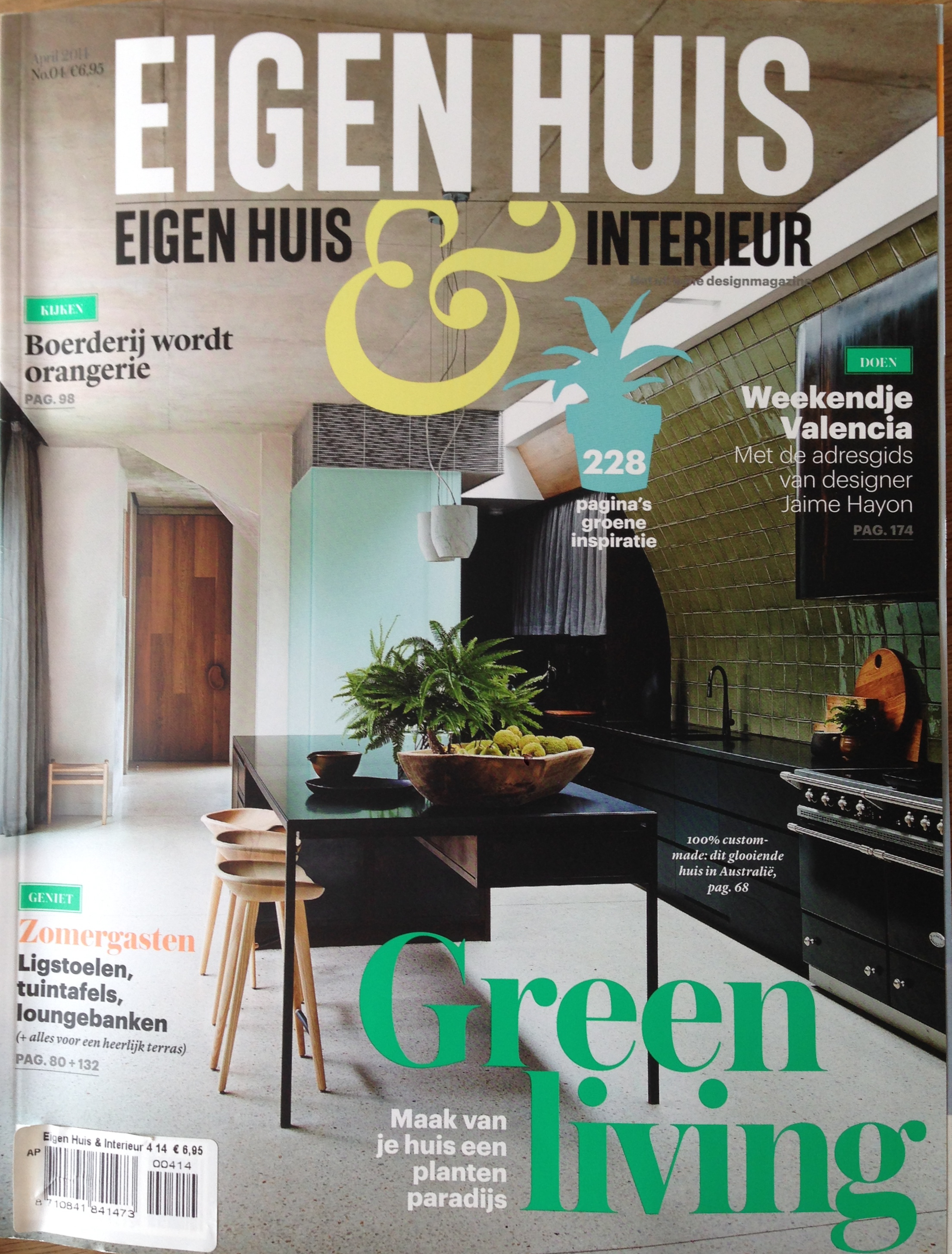 In the press marta for Eigen huis en interieur